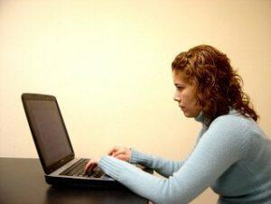 working posture